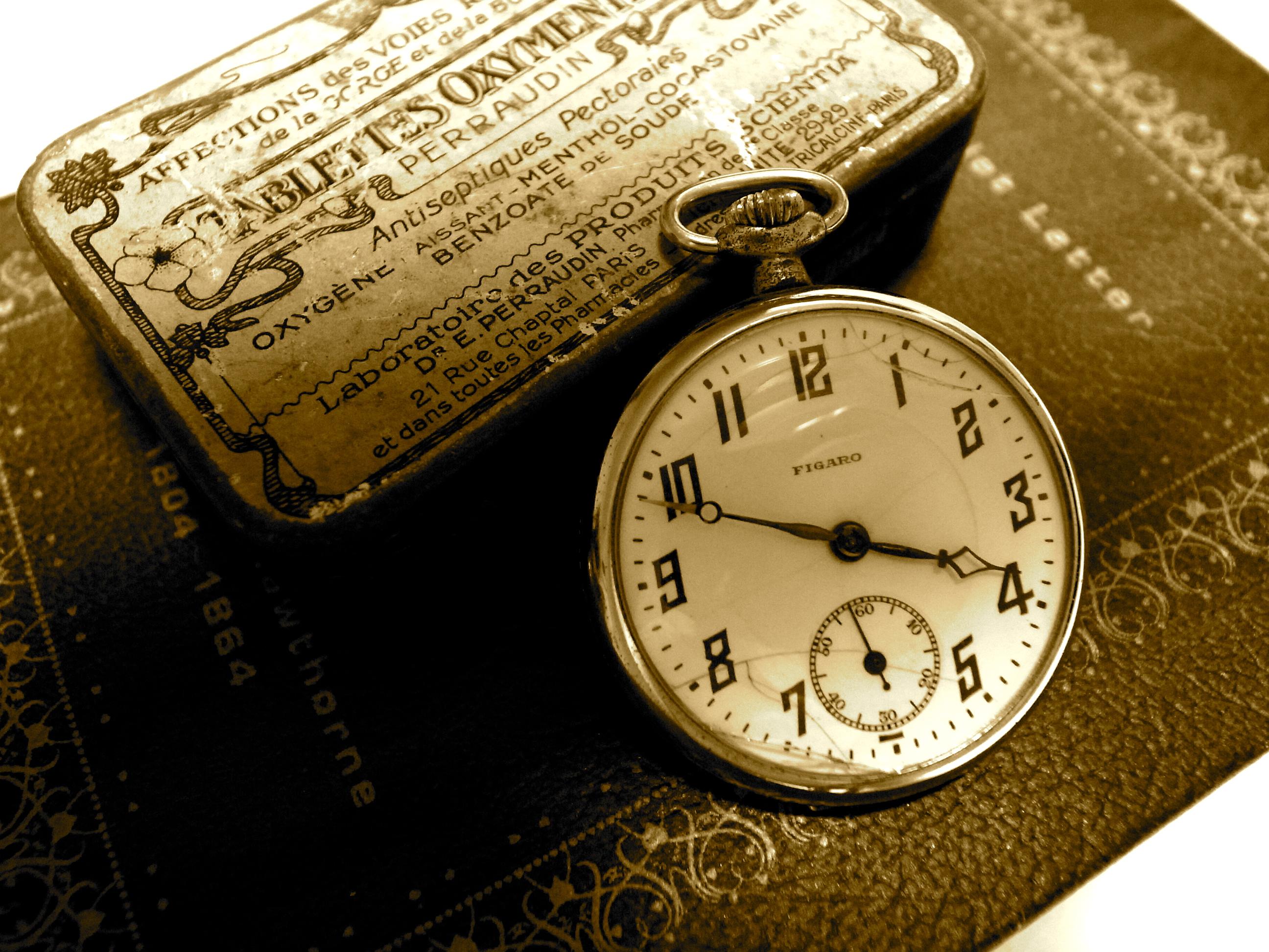 時計リメイク