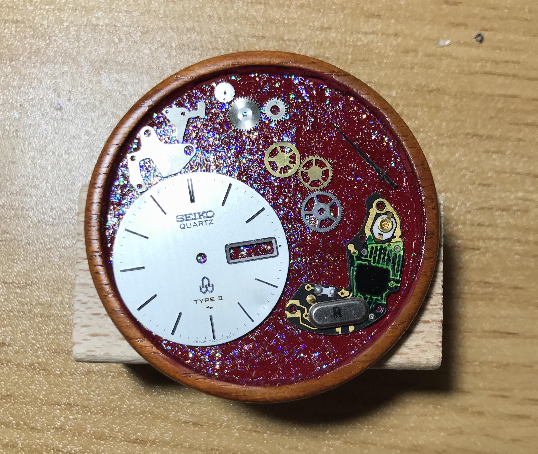 時計 リメイク